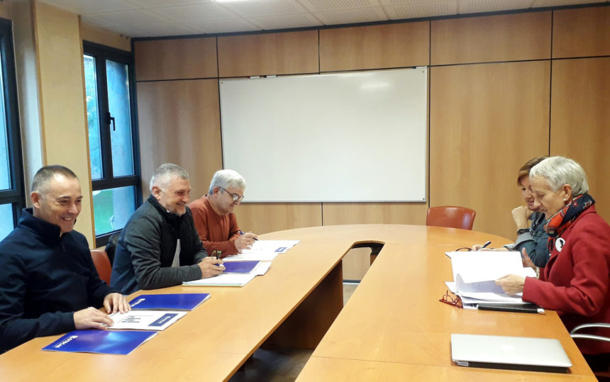 OTECAS se reúne con la Consejera y la Directora General de Planificación e Infraestructuras Educativas