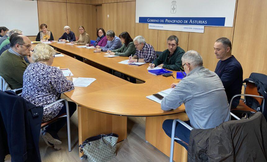 Primera reunión de la Mesa de la Enseñanza Concertada
