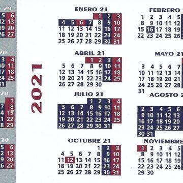 Nuevo Calendario Escolar 2020-2021