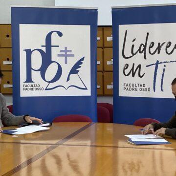 Otecas firma un convenio de colaboración con la Facultad Padre Ossó