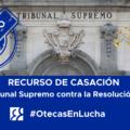 Admitido por el Tribunal Supremo el recurso de casación presentado por Otecas